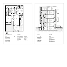 layouts from presentation booklet, project IV
