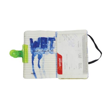 notebook I