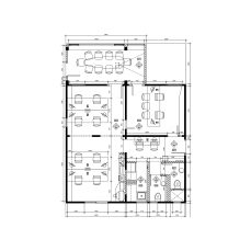 floor plan, project II
