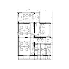 floor plan, project II