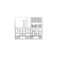 interior elevations, project II
