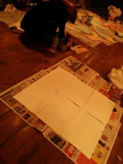 blank canvas!