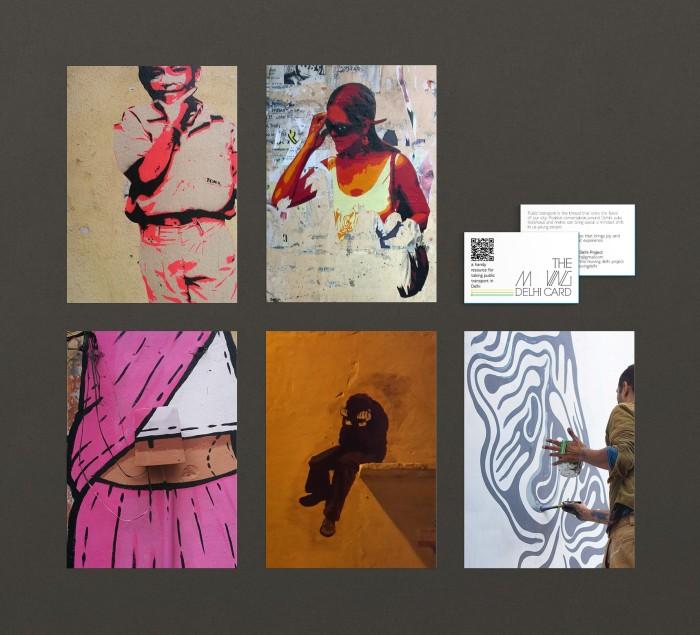 composition - 4 - postcards - H